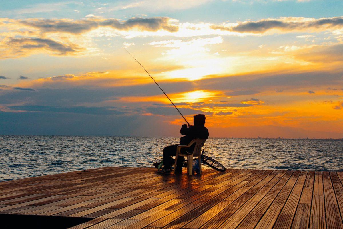 NAABS Dock Fishing