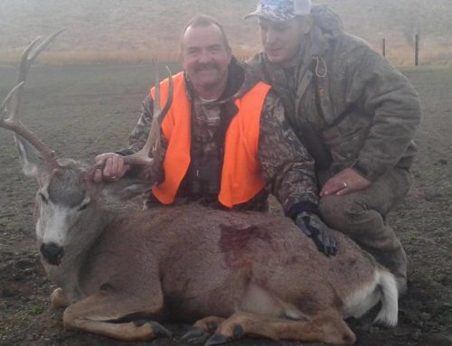 OKANOGAN MULE DEER HUNTS